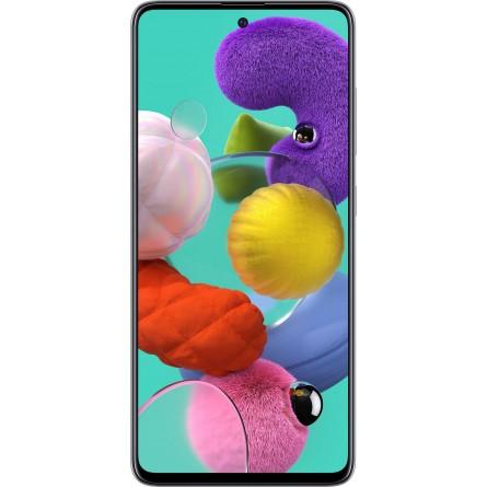Зображення Смартфон Samsung Galaxy A 51 4/64 Gb White (A 515 F) - зображення 6