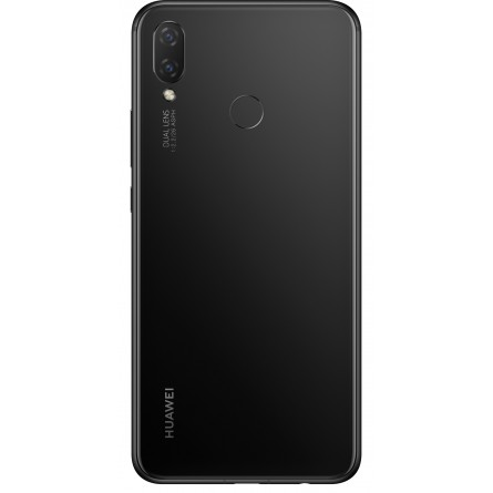 Зображення Смартфон Huawei P Smart Plus 4/64 Gb Black - зображення 4