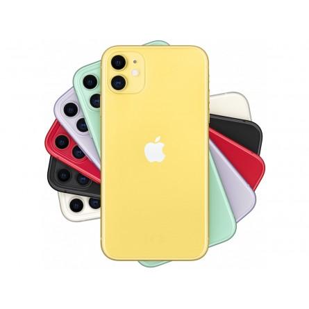 Зображення Смартфон Apple iPhone 11 128Gb Yellow - зображення 4