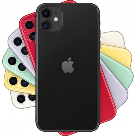 Зображення Смартфон Apple iPhone 11 64 Gb Black - зображення 5
