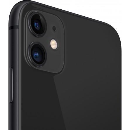 Зображення Смартфон Apple iPhone 11 64 Gb Black - зображення 3