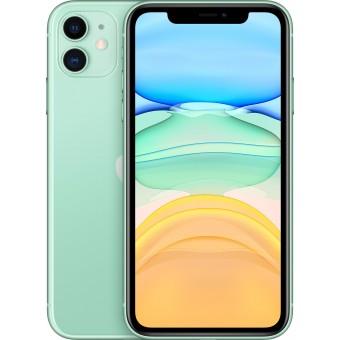 Зображення Смартфон Apple iPhone 11 64Gb Green