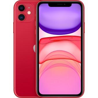 Зображення Смартфон Apple iPhone 11 64Gb  PRODUCT (Red)