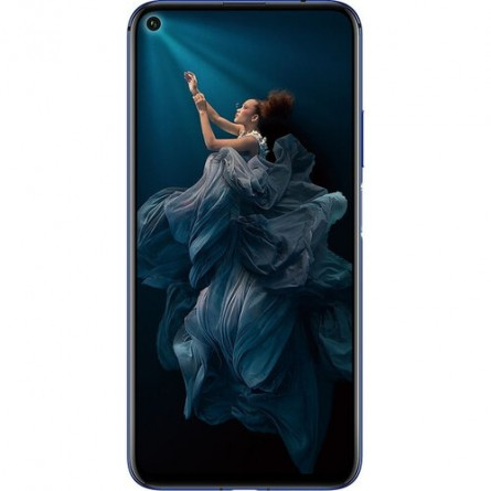 Изображение Смартфон Honor 20 6/128GB Sapphire Blue - изображение 11
