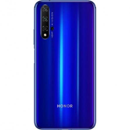 Изображение Смартфон Honor 20 6/128GB Sapphire Blue - изображение 2