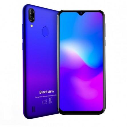 Зображення Смартфон Blackview A60 1/16GB Gradient Blue - зображення 8