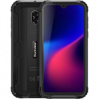 Зображення Смартфон Blackview BV5900 3/32GB Black