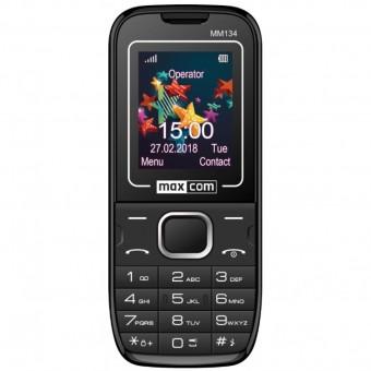 Зображення Мобільний телефон Maxcom MM134 Black