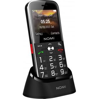 Изображение Мобильный телефон Nomi i220 Black