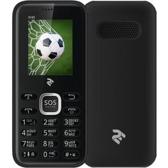 Зображення Мобільний телефон 2E S180 Black