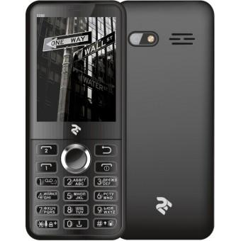 Изображение Мобильный телефон 2E E280 2018 Black