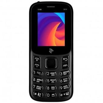Изображение Мобильный телефон 2E E240 2019 Black