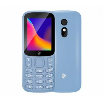 Изображение Мобильный телефон 2E E240 2019 City Blue