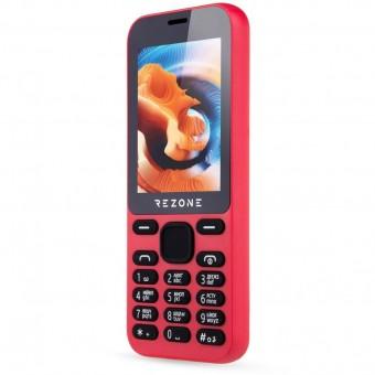 Изображение Мобильный телефон Rezone A240 Experience Red