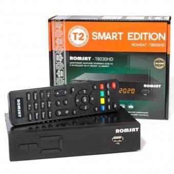 Зображення Цифровий тюнер Romsat T 8030 HD