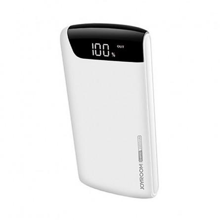 Зображення Мобільна батарея JoyRoom DM 195 Plus Li-Pol LCD 20000 mAh White - зображення 1