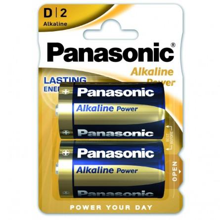 Изображение Батарейки Panasonic R 20 LR 20 EGE - изображение 1
