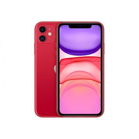 Зображення Смартфон Apple iPhone 11 128 Gb Red - зображення 1