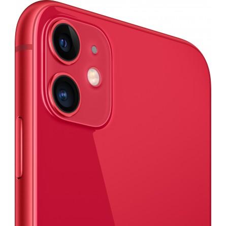 Зображення Смартфон Apple iPhone 11 128 Gb Red - зображення 3