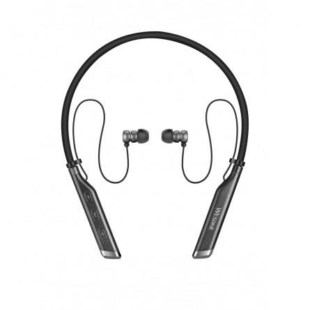 Зображення Навушники Wesdar R 23 with mic Black - зображення 1
