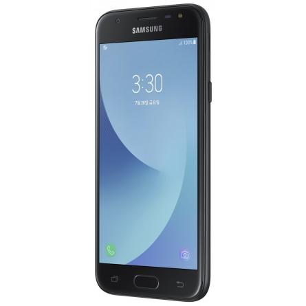 Зображення Смартфон Samsung SM J 330 FZK Black - зображення 2