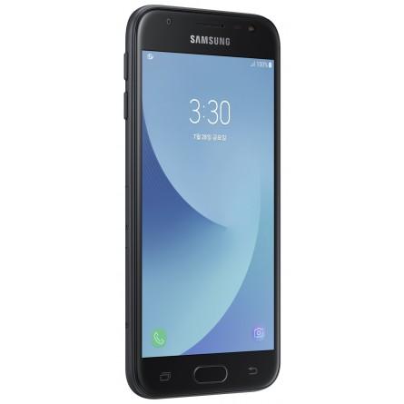 Зображення Смартфон Samsung SM J 330 FZK Black - зображення 3