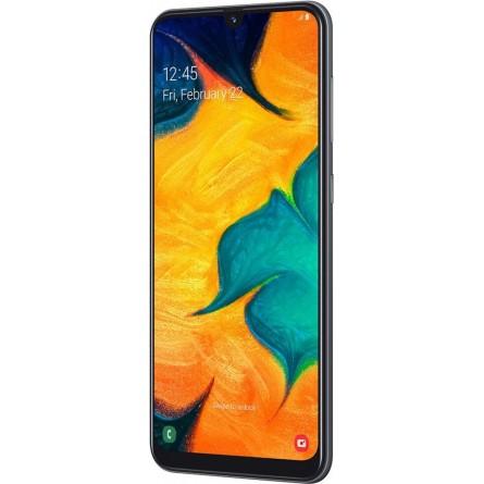Изображение Смартфон Samsung SM-A305F/64 (Galaxy A30 64Gb) Black - изображение 5