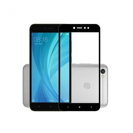 Изображение Защитное стекло C Xiaomi redmi note 5a Note 5a Prime 3D Black - изображение 1