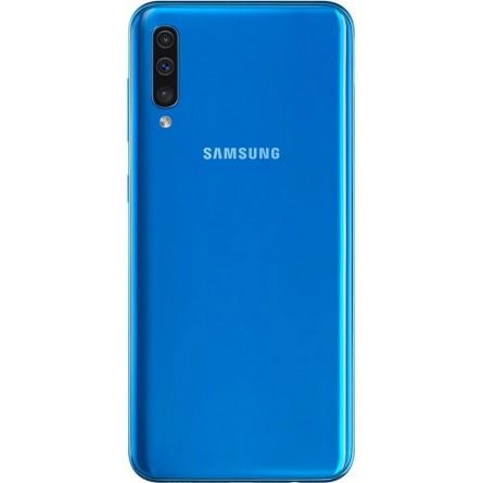 Зображення Смартфон Samsung Galaxy A 50 6/128 Gb Blue (A 505 FZ) - зображення 3