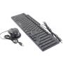 Изображение Клавиатура   мышка Crown CMMK 520 B - изображение 6