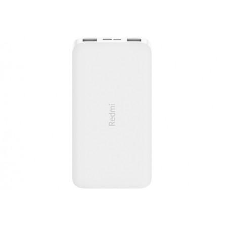 Изображение Мобильная батарея Xiaomi Redmi 10000mAh білий - изображение 1