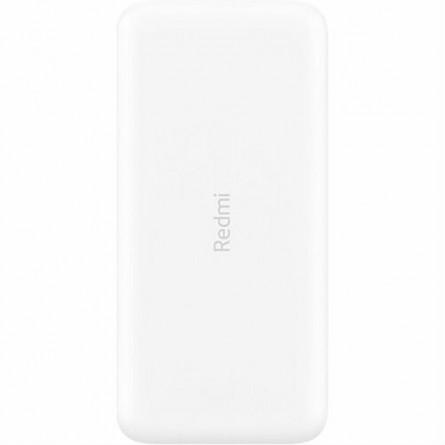 Изображение Мобильная батарея Xiaomi Redmi 20000mAh білий - изображение 1