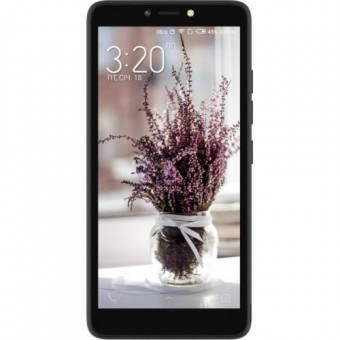 Зображення Смартфон Tecno POP 2F (B1F) 1/16GB Dual SIM Midnight Black