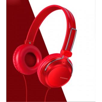 Зображення Навушники XO S 32 Red