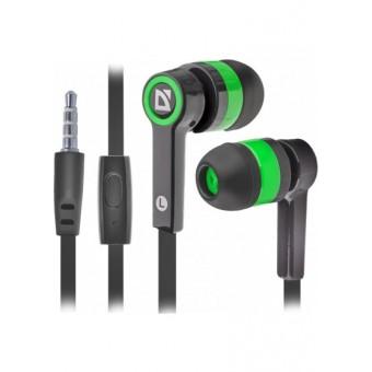 Зображення Навушники Defender Pulse 420 green