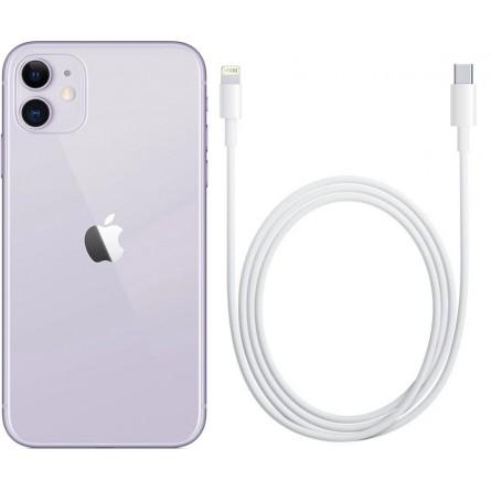 Зображення Смартфон Apple iPhone 11 64 Gb Purple - зображення 4