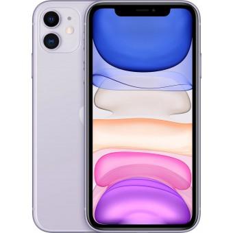 Зображення Смартфон Apple iPhone 11 64 Gb Purple