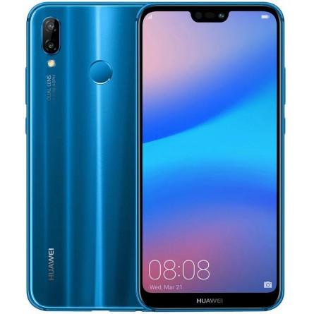 Изображение Смартфон Huawei P 20 Lite Blue - изображение 1