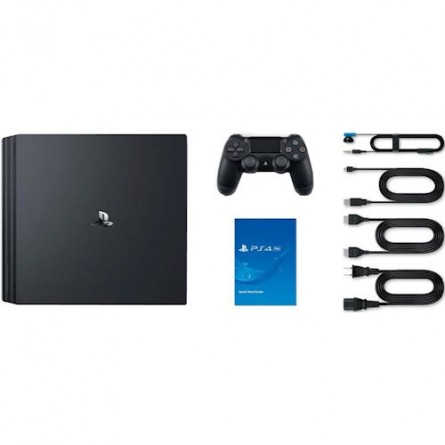 Зображення Ігрова приставка Sony PS 4 Pro 1 TB Black Fortnite - зображення 11