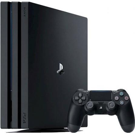 Зображення Ігрова приставка Sony PS 4 Pro 1 TB Black Fortnite - зображення 3