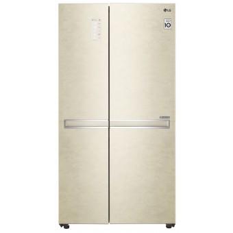 Зображення Холодильник LG GC-B247SEDC