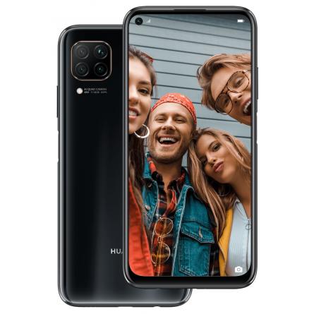 Зображення Смартфон Huawei P40 Lite 6/128GB (black) - зображення 1