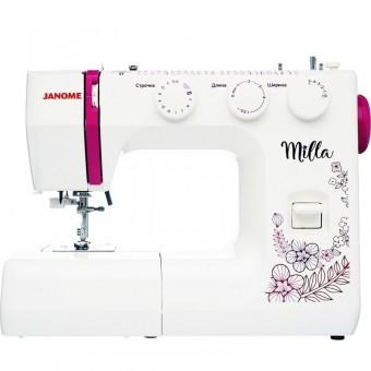 Изображение Швейная машина Janome Milla