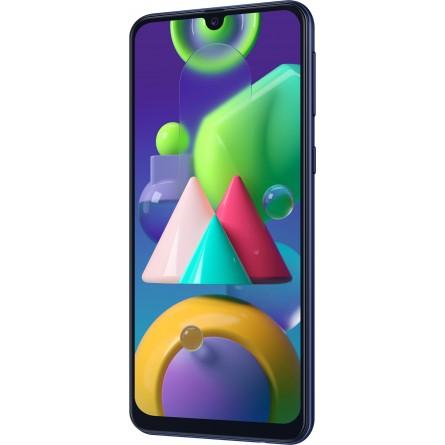 Зображення Смартфон Samsung Galaxy M 21 4/64 Gb Blue (M 215 F) - зображення 3