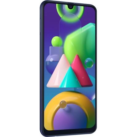 Зображення Смартфон Samsung Galaxy M 21 4/64 Gb Blue (M 215 F) - зображення 4