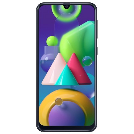 Зображення Смартфон Samsung SM-M215F (Galaxy M21 4/64Gb) Black - зображення 2