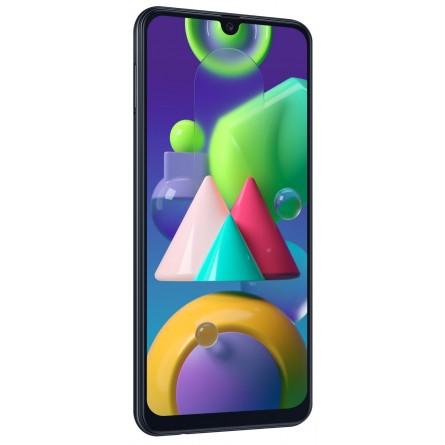 Зображення Смартфон Samsung SM-M215F (Galaxy M21 4/64Gb) Black - зображення 4