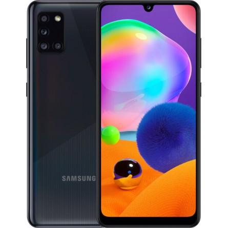 Зображення Смартфон Samsung SM-A315F/64 (Galaxy A31 4/64Gb) Prism Crush Black - зображення 1