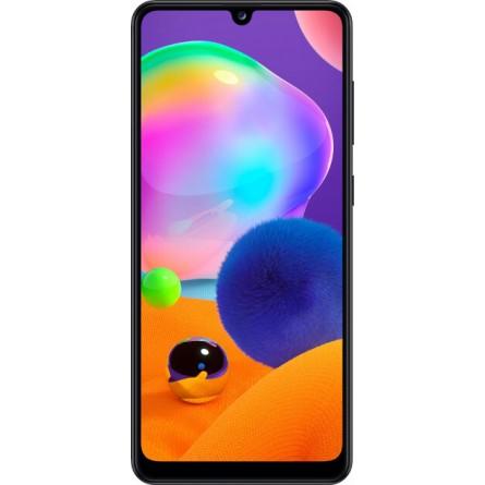 Зображення Смартфон Samsung SM-A315F/64 (Galaxy A31 4/64Gb) Prism Crush Black - зображення 2