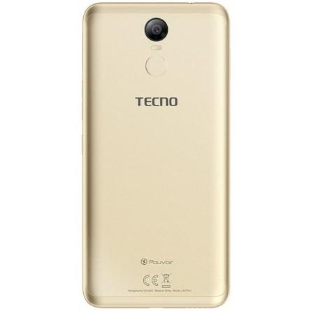 Зображення Смартфон Tecno Pouvoir 2 Pro 3/32 Gb Gold - зображення 5